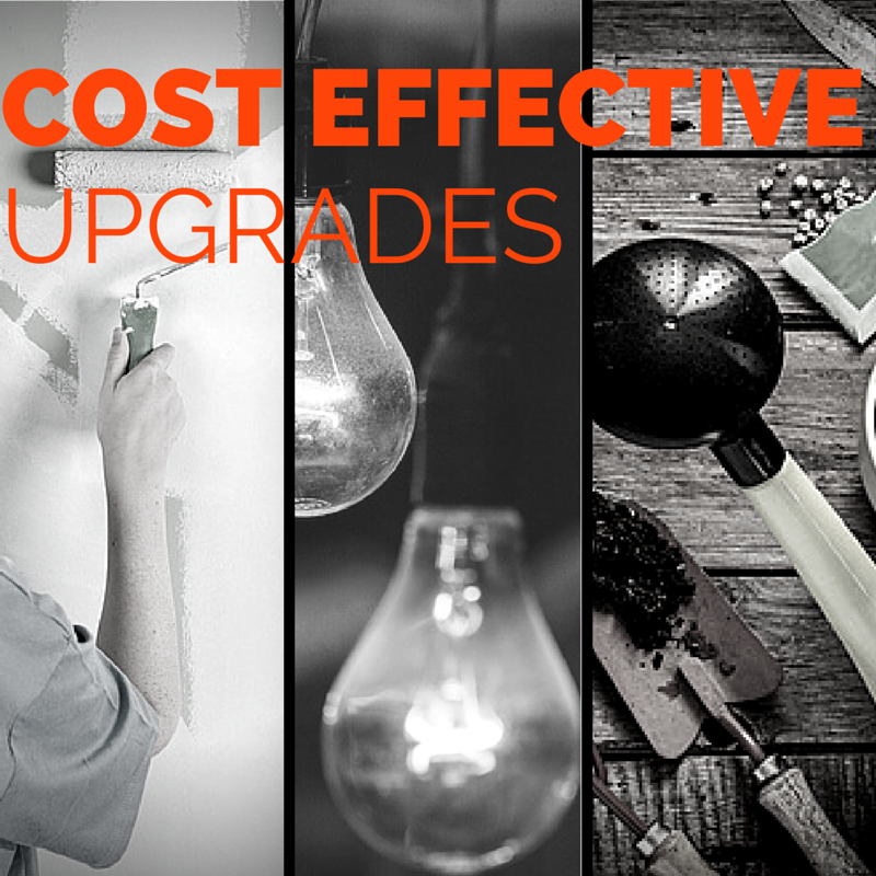 Cost Effective Upgrades